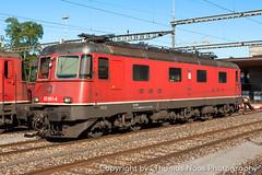 SBB Cargo, 620 041-4 : Moutier