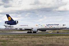 D-ALCH McDonnell Douglas MD-11F Lufthansa Cargo Human Care FRA 2019-09-28 (7a)
