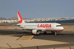 OE-LOI A320 Lauda Arrecife 29-02-2020