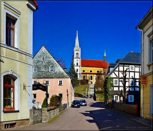 Schirgiswalde (Šěrachow)