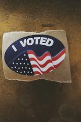 I voted ! Florida