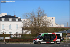 Dietrich Véhicules City 23 (Mercedes Sprinter) – Agglo'Bus Grand Guéret Mobilité - Photo of Guéret