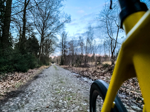 March 9 ride, 62km
