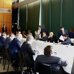 Reunião de líderes da Câmara dos Deputados - Março/2020