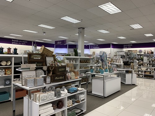 Gordmans interior