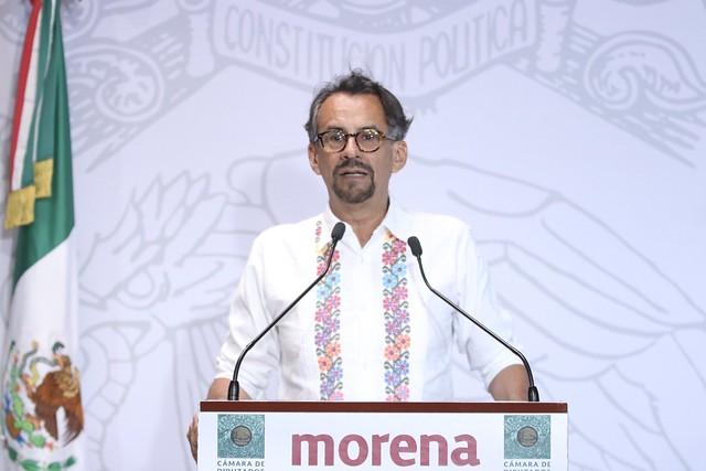 17/03/2020 Conferencia De Prensa Diputado Javier Hidalgo Ponce