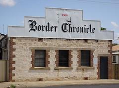 Border Chronicle Premises