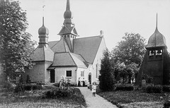 Lerum Church, Västergötland, Sweden