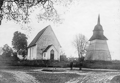 Våthult Old Church, Småland, Sweden
