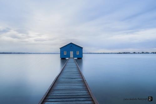 BLUE, Blue Boat House, Perth WA Australia