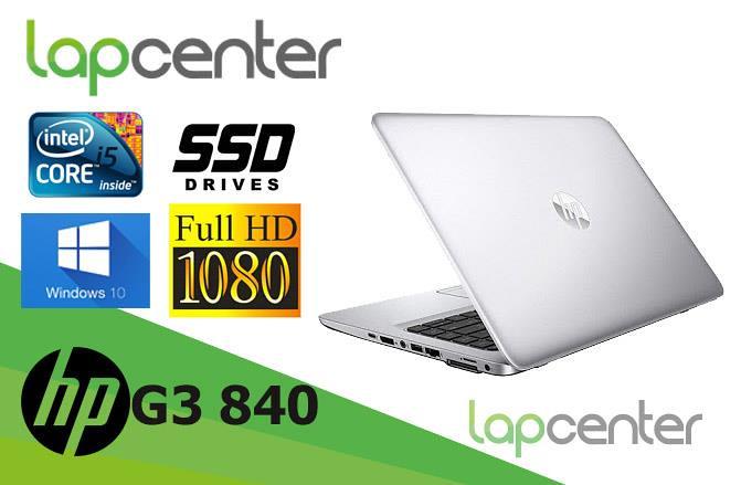 HP ELITEBOOK 840G3 I5 4 GB RAM 320 GB HDD WIN10PRO