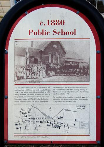 Public School Community Centre, Lucknow, NSW.
