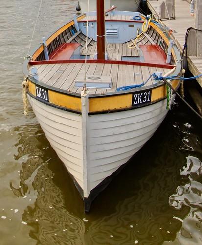Zoutkamp 31, fishing boat