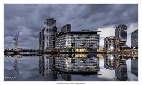 Media City Reflections