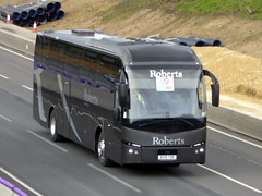 Roberts Travel Group of Hugglescote, Leicestershire