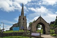 Anston, South Yorkshire - St James' Church
