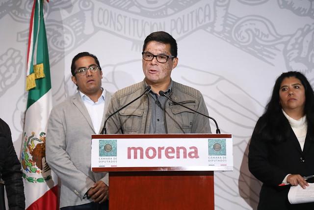 18/03/2020 Conferencia de Prensa Dip. Miguel Ángel Jauregui Montes de Oca