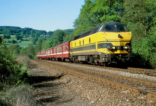 NMBS 5535 @ Grand Halleux