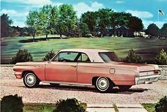 1963 Buick Skylark 2-Door Sports Coupe