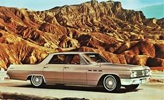 1963 Buick Le Sabre 4-Door Hardtop