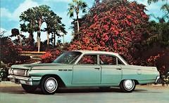 1963 Buick Special Deluxe 4-Door Sedan