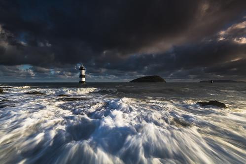 Penmon Lighthouse & Puffin Island