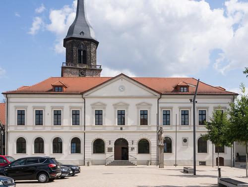 Rathaus von Haldensleben