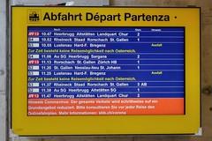 SBB - Current Railway Services