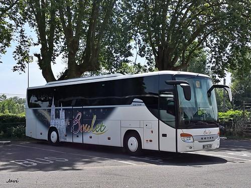 Setra S415 GT HD de Boulet