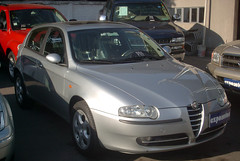 Alfa Romeo 147 Selespeed 2004