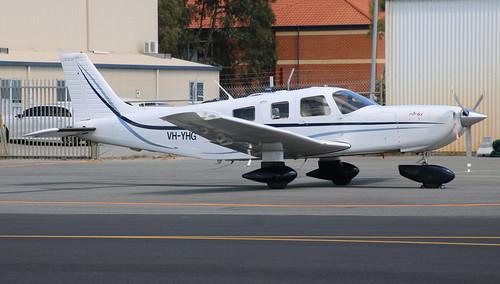 Piper PA32 VH-YHG Jandakot 27/09/19