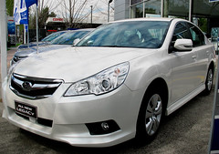 Subaru Legacy 2.0i X 2010