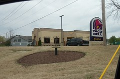 Breaking remodel news from the Southaven Church Rd. Taco Bell