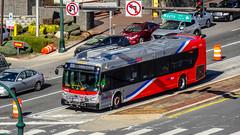 WMATA Metrobus 2019 New Flyer Xcelsior XD40 #4472