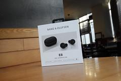 BANG & OLUFSEN E8 3rd Generation Wireless Earphones