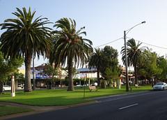 Main St Park, Nhill