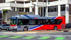 WMATA Metrobus 2019 New Flyer Xcelsior XD40 #4466