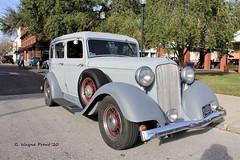 1933 Plymouth 4 dr Sedan