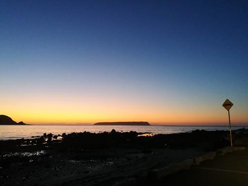 Kapiti sunset 20 02-2