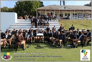 Over 50's Cricket World Cup: The Ceremony