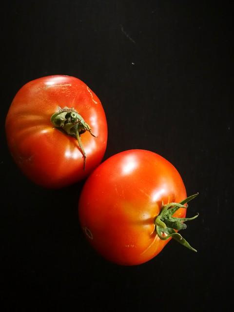 Island bay tomatoes