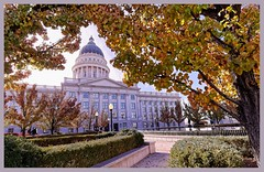 Utah State Capitol - Salt Lake City, UT