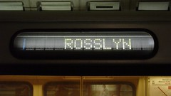 Blue Line train to Rosslyn [02]