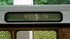 Blue Line train to Rosslyn [01]