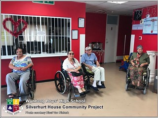 WBHS Music: Silverhurst House Community Project