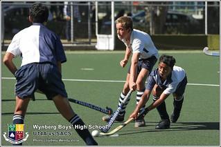 WBHS Hockey: U14A vs SACS