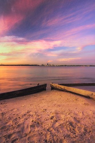 Applecross Jetty - Perth, Western Australia