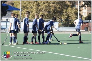 WBHS Hockey: U16A vs SACS