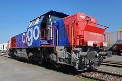 Station Buchs SG - Am 843 067-0