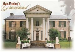 Graceland / Memphis / Tennessee / U.S.A.
